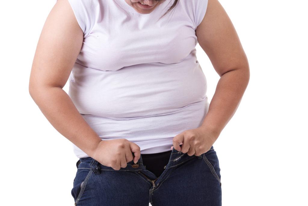 Obesidad, primer factor de riesgo para covid